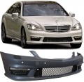 Body kit Mercedes  S-kalss w221