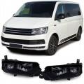 Proiectoare fumurii  VW T6 Multivan Transporter (15+)