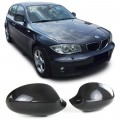 Capace oglinzi Carbon  BMW 1er E87 E82 (04-07)