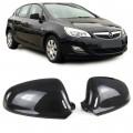 Capace oglinzi Carbon Opel Astra J (09-15)