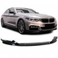 Lip (Prelungire ) negru lucios  BMW 5er G30 G38 (16+)