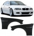 Aripi bmw e46  coupe  m3-look