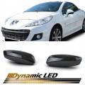 Semnalizari led Dinamice  Peugeot 207 308 Citroen C3 C4 DS3 DS4