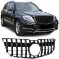 Grila negru lucios  Mercedes GLK X204 (12-15)