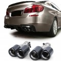 Set finale duble Carbon BMW 5er F10 F11 6er F12 F13