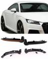Semnalizari led dinamice Oglinzii  Audi TT RS FV 8S (16 -18) R8 4S (16-18)