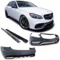 Bodykit Mercedes E W212 (13-16)   E63 AMG look