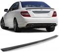 Eleron Carbon real  Mercedes C Klasse W204 C63 AMG Limousine