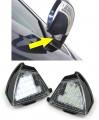 Leduri ambientale  Oglinda VW Golf 5 Jetta 3 Passat 3C Eos Sharan  , Superb