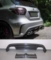 Difuzor Carbon  Mercedes W176 2013+ AMG