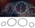 Inele cromate bord BMW X5 E53 (99-07) 5er E39 (95-03) 7er E38 (99-07)
