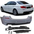 Bara spate BMW 5ER F10 (10-13) M TECHNIK LOOK  pt senzori