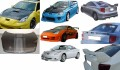 Diverse  , Carbon  - Toyota Celica