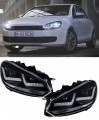 Faruri OSRAM LEDriving Xenarc Xenon LED VW Golf 6 VI 1K (08-13)