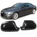 Capace Oglinzi Carbon Audi A3 8P A4 B8 8K A5 8T A6 4F B8 Q3 8U