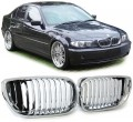 Grile crom BMW E46 Limousine Touring (01-05)