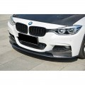 Prelungire (lip) Carbon  BMW F30 Mtech Look Performance
