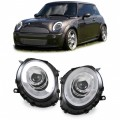 Faruri led   BMW Mini Cooper R55 R56 R57 (06+)