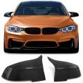 Capace Oglnda Carbon BMW 3ER F30 F31 F34 F35 / 4ER F32 F33 F36 / 1ER F2 / X3 F25  in M4 OPTIK