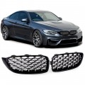 Grile Diamant  Exclusiv Optik BMW 4er F32 F33 F36 F82 F83