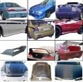 Diverse, Carbon Honda Prelude (1992- /1997-2001)