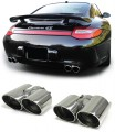 Finale duble Porsche 911 Carrera 997 S OPTIK