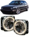 Faruri angel eyes  Vw Golf 2