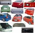 Diverse , Carbon  Honda Civic (1996-00)