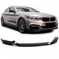 Lip (Prelungire) Carbon Look  BMW 5er G30 G38 (16+)