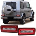 Stopuri led  Dynamic Mercedes G Klasse W463