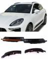 Semnalizari led dinamice oglinzi Porsche Macan 95B (14-17)