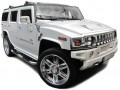 Pachet crom hummer h2  (36 piese)