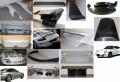 Diverse , Carbon Porsche 997