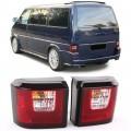 Stopuri fumurii sau rosii LED Lightbar VW T4 Bus Transporter (90-03)