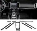 Trimuri  ornamente interior Carbon Porsche Cayenne 92A (11-17)