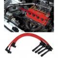 Cabluri colorate silicon   Honda Civic (92-98) D16