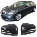 Capace oglinzi  carbon Mercedes E Klasse W212 S W221 GLA X156