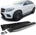 Bullbar Treapta Mercedes GLE Coupe C292 (15+)