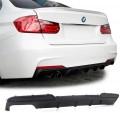 Difuzor bara spate M  BMW  5ER F10  (2 modele)