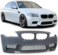 Bara M BMW 5ER F10 F11 M5 - look  Pdc + Sra (senzori parcare si spalatoare far)