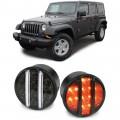 Semnalizare led cu pozitie Jeep Wrangler JK (07+)