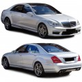 Body kit Mercedes S W221 Amg