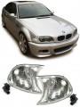 Semnalizari albe BMW 3ER E46 Coupe Cabrio (98-01)
