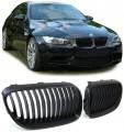 Grile negre  BMW 3ER E92 Coupe E93 Cabrio LCI Facelift (10+)