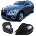 Carcare Oglinzi Carbon  Audi Q5 8R (08+) Q7 SQ7 4L Facelift (09-15)